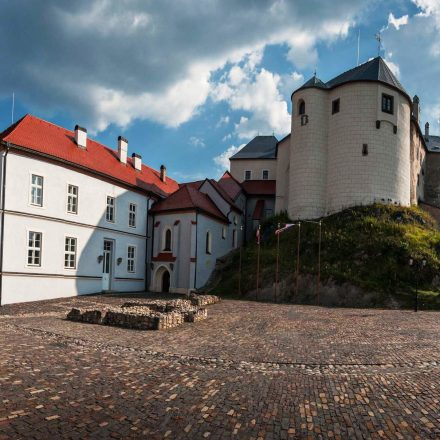 hrad lupca