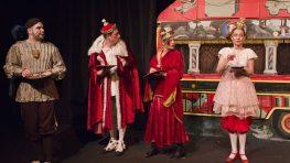 Program Bábkového divadla na Rázcesti v decembri 2017