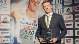 Atlétom roka 2017 je šprintér Ján Volko, atléti Dukly medzi najlepšími