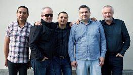 Koncert s uvedením debutového CD kapely Bashavel v Robotníckom dome