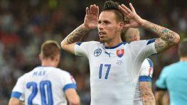 Marek Hamšík je najlepším slovenským futbalistom štvrťstoročia