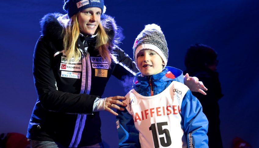 Švajčiarsko slalom ženy SP žrebovanie