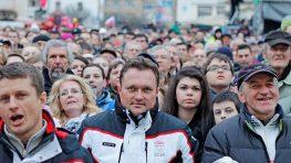 Banská Bystrica privíta zlatú Nasťu vo štvrtok 1. marca na Námestí SNP
