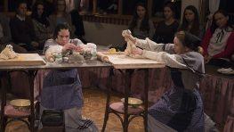 Prisadnite si ku kuchynskému stolu v Bábkovom divadle