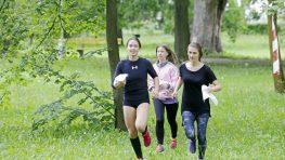Svetový deň orientačného behu v stredu v Mestskom parku