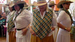 Seniorský country festival v Robotníckom dome