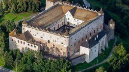 Zvolenský zámok ožije už tento víkend umením, históriou a zábavou
