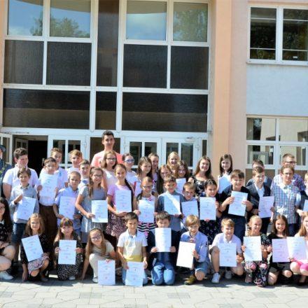Ukončenie Detskej univerzity UMB slávnostnou promóciou