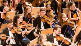 Slovenský mládežnícky orchester v Banskej Bystrici