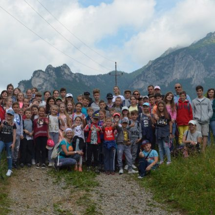 účastníci Krajanské leta pod Rozsutcom