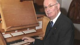 Tretí koncert Vivat vox organi – írsky organista Gerard Gillen