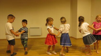 najmenší tanečníčkovia