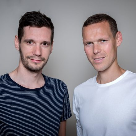 Michal Cerveny a Matej Toth