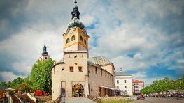 Bystrická hodinka: Známy neznámy Mestský hrad