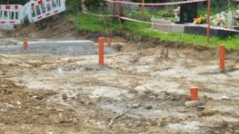 Už sa pracuje na obnove vojenského cintorína v Majeri