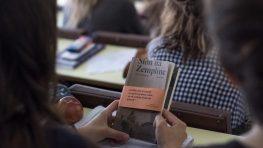 Projekt Bašta útočí prináša slovenskú literatúru bližšie k študentom