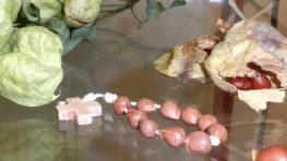 Pôvabné plody a semená v tvorbe ozdôb v Tihányiovskom kaštieli