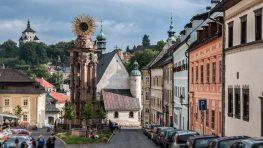 Banská Štiavnica otvorí v sobotu Mesto kultúry SR 2019 burzou rodinného striebra