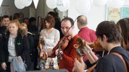 FOTO: Úspešný Deň otvorených dverí  na UMB aj so zahraničnými stredoškolákmi
