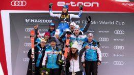 Petra Vlhová vyhrala ďalší ´obrák´! O prvenstvo sa v Maribore delila so Shiffrinovou