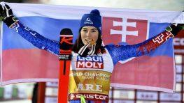 Duklistka Petra Vlhová je majsterkou sveta v obrovskom slalome! (+ HLASY)