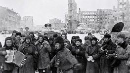 Stanislav Mičev: Pred 76 rokmi kapitulovali nacisti v Stalingrade
