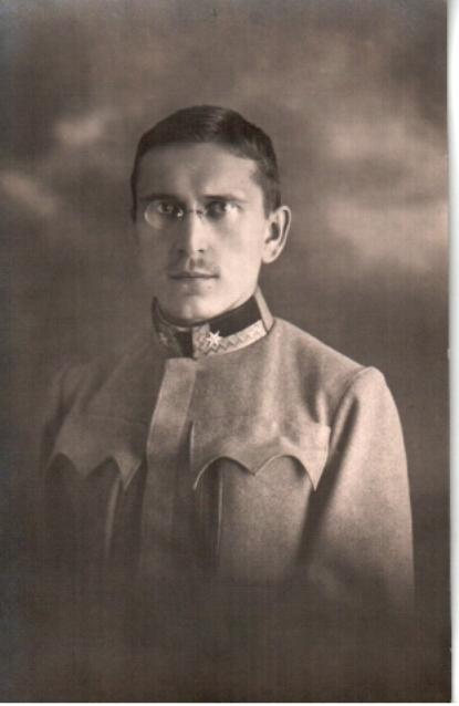 2 Ludvík Nábělek počas 1. sv. vojny