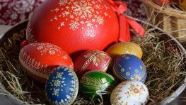 To vajíčko maľovanô  v Thurzovom dome