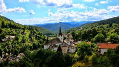 kostol premenenia pana spania dolina