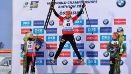 ´Prechladnutá´ Nasťa Kuzminová má prvé zlato z majstrovstiev sveta + HLASY