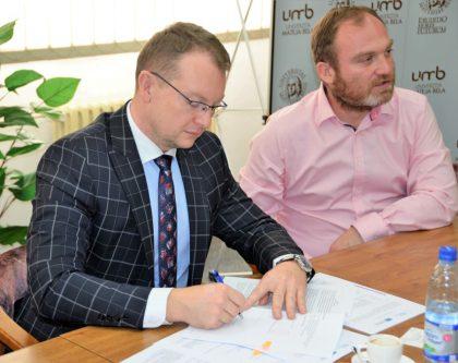 podpis dohody