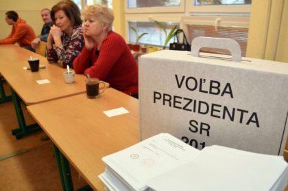 volby prezidenta