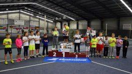 Víťazom BABOLAT TOUR  Masters 2019 v tenise je Bystričan Leon Sloboda