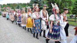 Poniky a 23. ročník detského folklórneho festivalu Zdola ponickýho mlyna