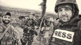 Tomáš Forró predstaví reportáž z ukrajinského Donbasu aj v Banskej Bystrici