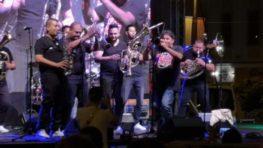 FOTO: V piatok očaril Bystricu Boban Markovič Orkestar, Dni mesta pokračujú aj v sobotu