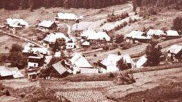 O vypálenej obci Kalište vyjde krásny historický kalendár