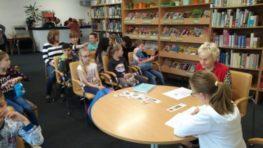 """FOTO: Detský čitateľský maratón """"Čítajme si …2019"""" v Banskej Bystrici"""