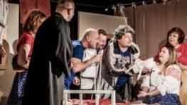 SOS uvádza komédiu Medzibrodského kočovného divadla Legenda (Jánošikowa?)