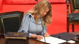 Slovensko má historicky prvú prezidentku