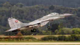 Slovenské vzdušné sily na SIAF 2019 s atraktívnym programom