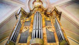 Inaugurácia obnoveného organa a Vivat Vox Organi v Španej Doline
