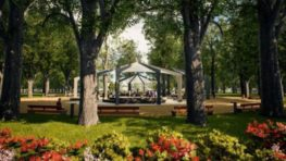 Mesto si s projektom revitalizácie Mestského parku zopakuje stavebné konanie