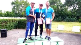 Vladimír Výbošťok (72) veteránskym majstrom SR v šprinte s najhodnotnejším výkonom