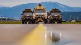 Unikátne fotografie z nácviku slávnostnej vojenskej prehliadky