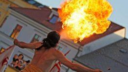 Nedeľné Námestie SNP: V znamení draka – príbehy ohňa