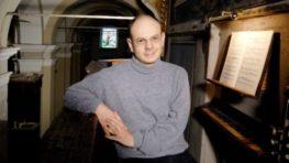 Záverečný bystrický koncert Vivat Vox Organi v podaní Giovannimaria Perrucciho