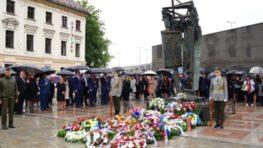 Slovensko si uctilo obete holokaustu a rasového násilia