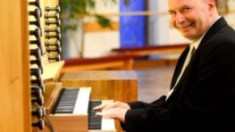 Vivat Vox Organi 2019: Svetový organista David di Fiore v Banskej Bystrici