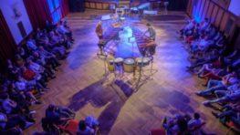 FOTO: Jedinečný koncert Marimba Tour 2019 v Robotníckom dome